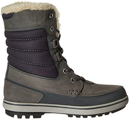 Helly Hansen Mens Garibaldi 2 Cold-Weather Boot Charcoal/Ebony/Jet Black/New Light Grey wsV6Dpo