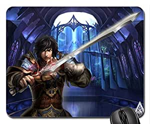 Atlantica Warrior Mouse Pad, Mousepad (10.2 x 8.3 x 0.12 inches)