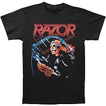 Razor Men's Evil Invaders T-shirt Black