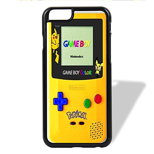 Coque,Yellow Pokemon Gameboy Coque iphone 6/6s Case Coque, Yellow Pokemon Gameboy Coque iphone 6/6s Case Cover
