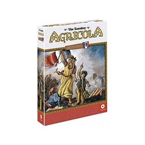 Asmodee AGRI09 - Jeux de Strategie - Agricola - Deck France