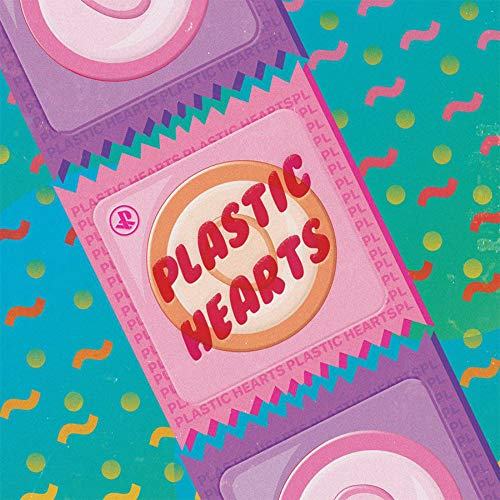 Plastic Hearts (feat. Akeem Jahat)