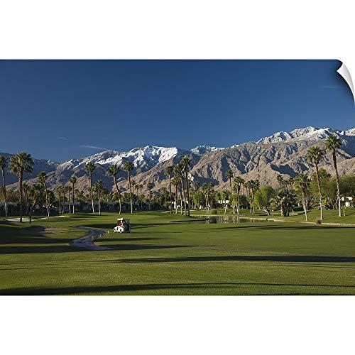CANVAS ON DEMAND Desert Princess Country Club, Palm Springs, Riverside County, California Wall Peel Art Print, 1. ()