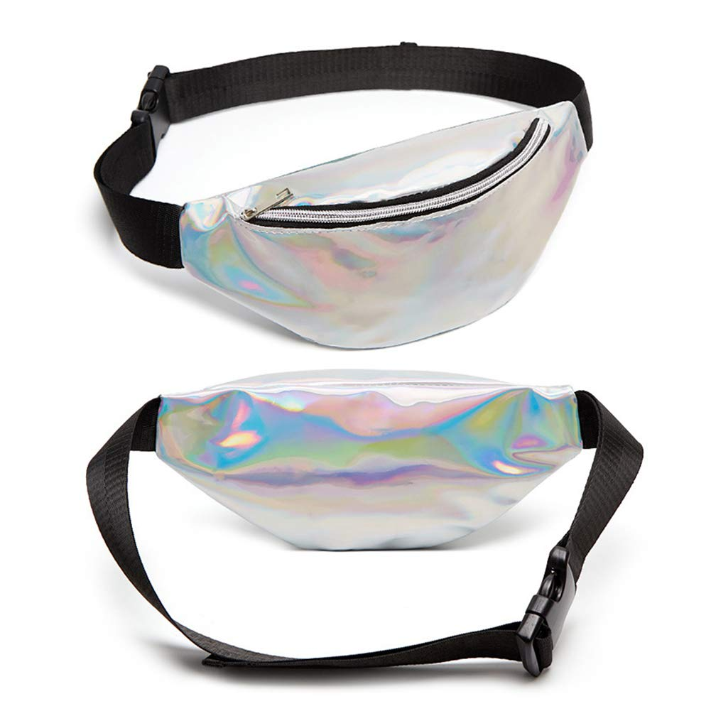 Aoile Ladies Outdoor Sports Lightweight Waist Bag for Running