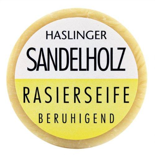 Haslinger Shaving Soap, 60 g, Sandalwood 1813 653010SH