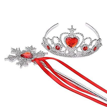 Party Diy Decorations Children Shinning Princess Crown
