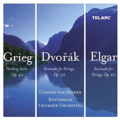 Monique Van (Greig: Holberg Suite / Dvorak: Serenade for Strings / Elgar: Serenade for Strings)