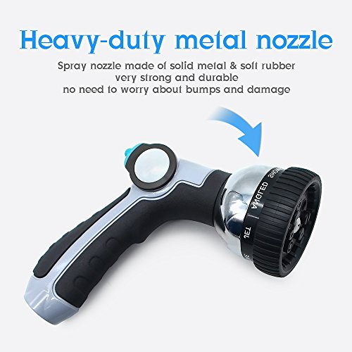 Buy hose nozzle for low water pressure