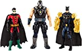 Batman Missions Batman & Robin Vs. Bane Figures, 3 Pack
