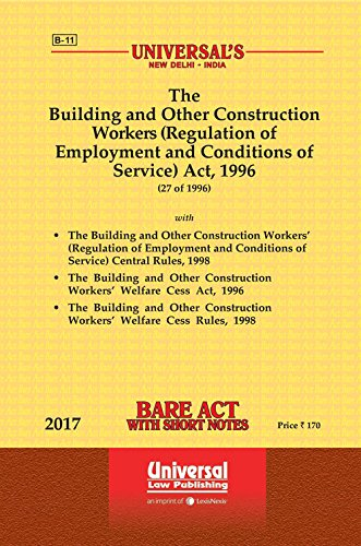 Buy Building and Other Construction Workers (Regulation of