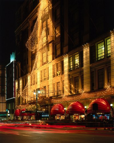 Department store Macy's, New York City, New York, USA Giclee Art Print Poster or - City Macys New Store York