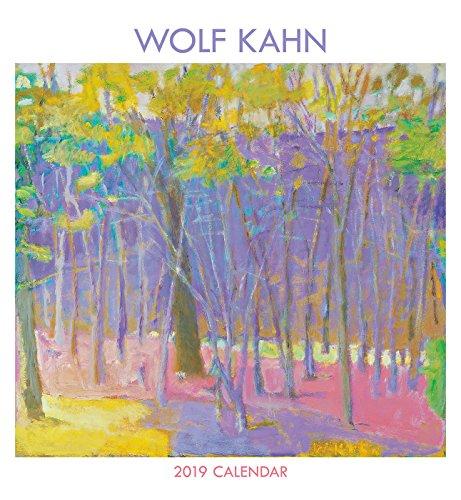 Wolf Kahn 2019 Calendar