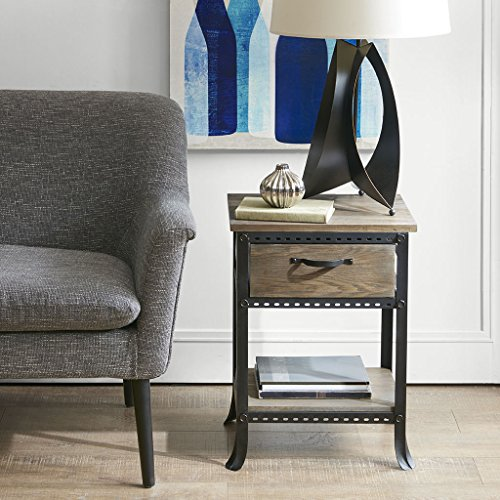 Madison Park FPF17-0056 Cirque End Table by Madison Park