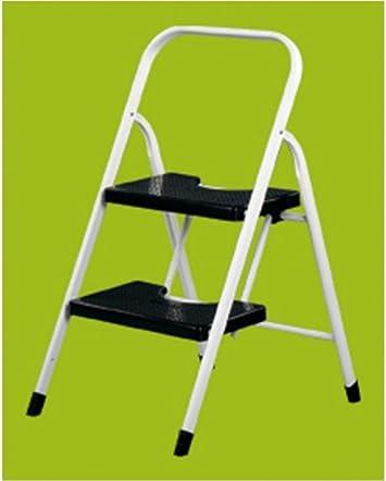 Vervi - Escalera 2 peldaños con barandilla: Amazon.es: Bricolaje y ...