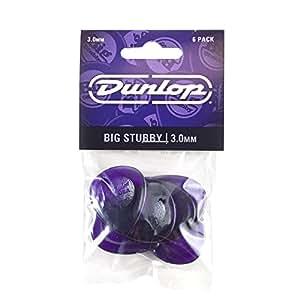 Dunlop Big Stubby Picks, 3.0mm