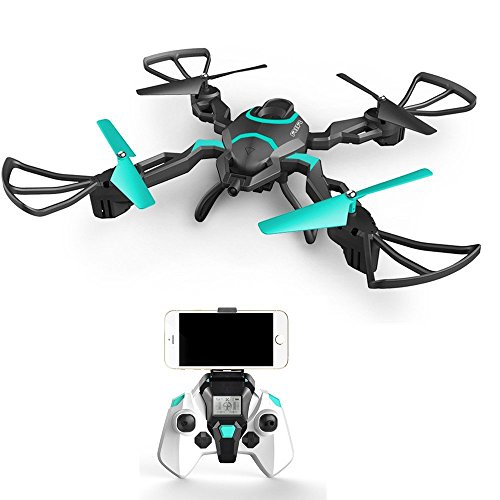 Potensic RC Quadcopter, Premium Upgraded X5C-1 Syma RC Drone 2.4GHz CH 6 Axis Gyro Quadcopter with Additional Spare Parts and Carrying Case