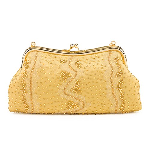 Farfalla Clutch Womens Womens 90369 90369 Gold Farfalla Gold Clutch RqRxvrnUwB