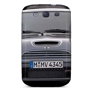 Samsung Galaxy S3 QFs6907Snqy Unique Design Trendy Mini Cooper Image Anti-Scratch Hard Phone Cover -LisaSwinburnson