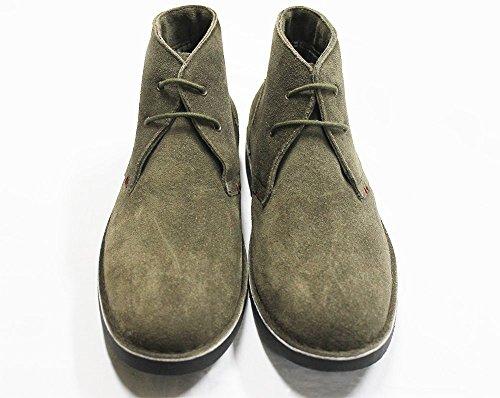 Shoeslulu 20-59 Premium Runde Vokset Lerret Shoelaces Bootlaces Hær Grønn
