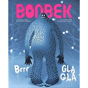 Bonbek, N° 2, Hiver 2011 :