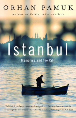 Istanbul (Vintage International) by [Pamuk, Orhan]