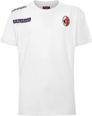 Kappa Kafers SSC Bari J - Camiseta para niños, color blanco ...