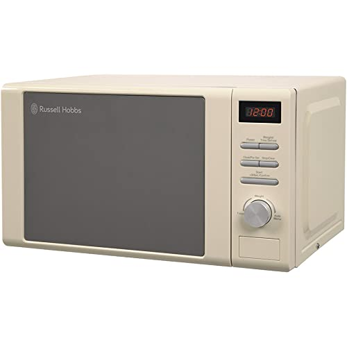 Russell Hobbs RHM2064R Cream Digital Microwave