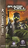 Tom Clancy's Splinter Cell Pandora Tomorrow Instruction Booklet (Nintendo GameCube Game Manual User's Guide only - NO GAME)