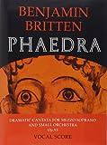 Phaedra, Benjamin Britten, 057150521X