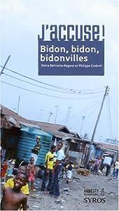 """Afficher """"Bidon, bidon, bidonvilles"""""""