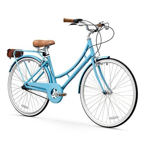 Nadine SE Women's Aluminum Step-Thru City Bike 51Yiexpz8JL  Home Page 51Yiexpz8JL