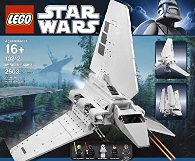 Lego Star Wars Imperial Shuttle 10212 from LEGO