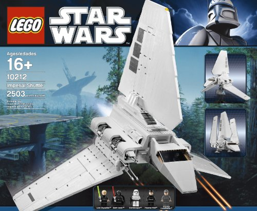 LEGO Star Wars Imperial Shuttle 10212 (Legos Star Wars Imperial Shuttle)
