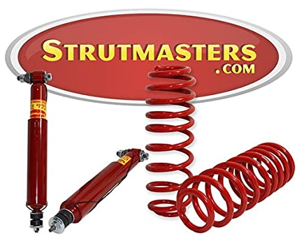 Amazon Com Strutmasters Rear Air Suspension Conversion Kit With