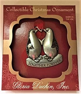 product image for Gloria Duchin Together Forever Ornament