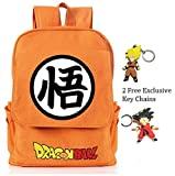 We know you love Dragon Ball Z! Ready to dive into the world of Goku and his companions, to defend the earth against the villains? Get your very own Dragon Ball Z backpack to join the adventure! Goku's name symbol/logo is on the backpack, and this is...