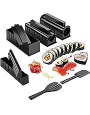 ZIME Super Sushi Maker, Sushi DIY Mold Set - Super Easy Sushi Making Kit, Sold by ZIME (Black)