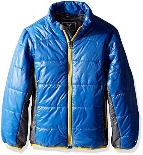 - White Sierra Boys Zephyr Insulated Jacket, Shield Blue, Medium