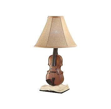 JXXDQ-Lámpara de Mesa Mesita de Noche Lam Personalidad Moda ...