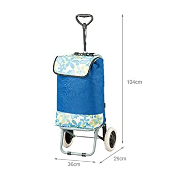 8a9f58eaacd7 XINGPING-HOME Portable Supermarket Elderly Push Can Sit Supermarket ...
