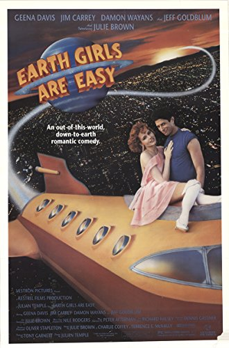 Earth Girls Are Easy 1988 Authentic 27