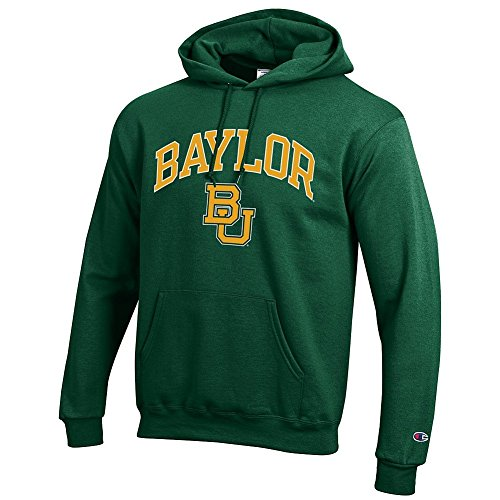 - Elite Fan Shop Baylor Bears Hooded Sweatshirt Varsity Green - XXL