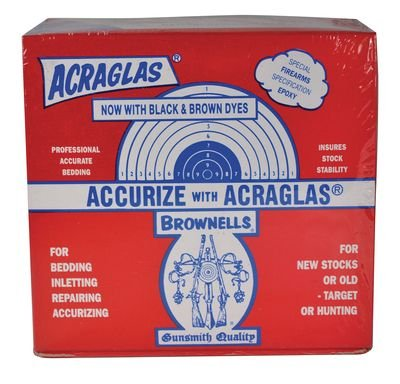 Acraglas Rifle Barrel Bedding