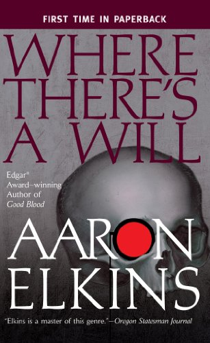 Where There's a Will (The Gideon Oliver Mysteries Book 12) cover