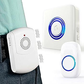 Heath Zenith Sl 7744 02 Wireless Plug In Door Chime Kit
