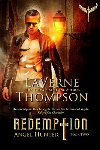 Angel Hunter- Redemption Book 2 by [Thompson, LaVerne]