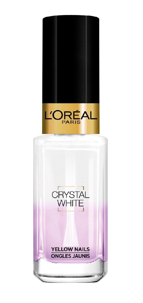 L'Oréal Paris - Soin des Ongles Blanchissant La Manicure Sérum + Base Crystal White L' Oréal Paris