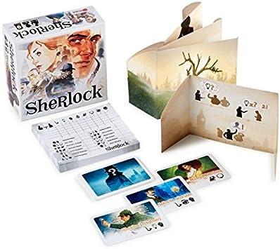 MORAPIAF Sherlock: Amazon.es: Juguetes y juegos