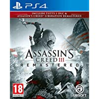 Assassin's Creed III Liberation Remastered - PlayStation 4
