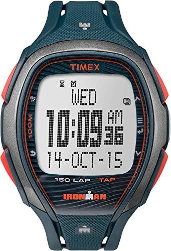 Grey Dial Plastic Strap Unisex Watch TW5M09700 ()